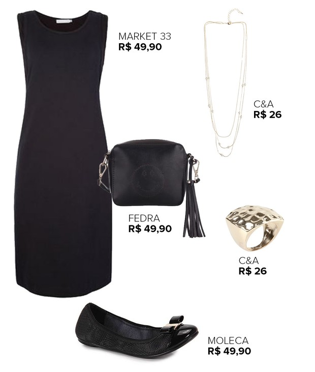 Moda 50 (Foto: EGO/Sandy Bahia)