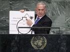 Irã afirma que Israel foi quem cruzou 'linha vermelha' na questão nuclear