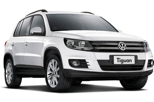 Volkswagen Tiguan 1.4 TSI (Foto: divulgação)