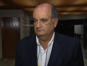 Alexi Portela, presidente da Liga de Futebol do Nordeste (Foto: Reprodução / TV Paraíba)