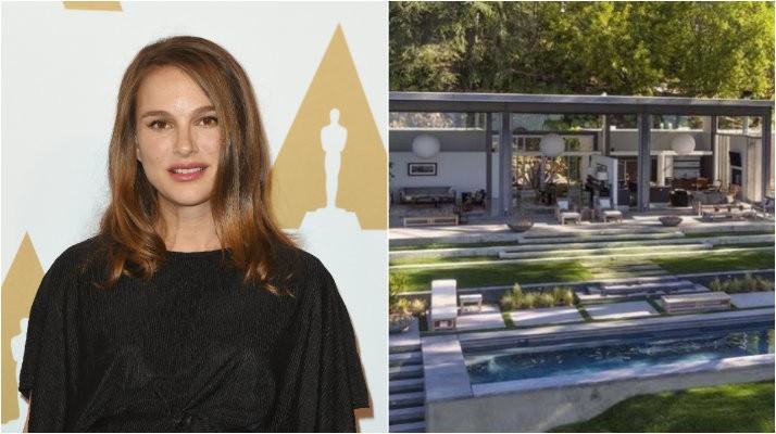Natalie Portman investiu mais de R$ 20 milhões em nova casa (Foto: Getty Images)