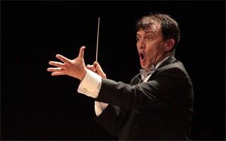Maestro Dante Anzolini (Foto: Divulgação/ Site Teatro Guaíra)