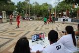 FOTOS: 2º Torneio de Basquete 3x3 na Praça da Revolução, em Rio Branco