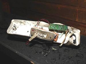 Iluminação de emergência não funcionou, segundo testemunhas Kiss 24 erros (Foto: IGP-RS/Reprodução)