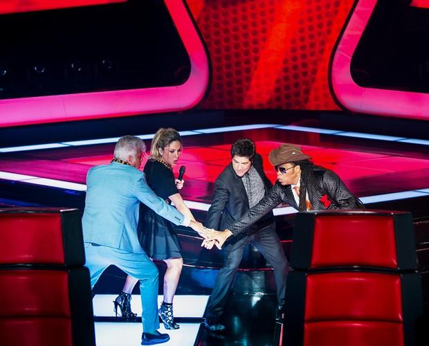 Show Técnicos Audição 5 (Foto: Isabella Pinheiro/TV Globo)
