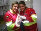 A caminho de hospital, adolescente indígena dá à luz em ambulância