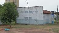 Posto policial esta fechado em Jarudore