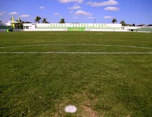 Estádio José Gomes da Costa, em Murici (Foto: Ailton Cruz/ Gazeta de Alagoas)