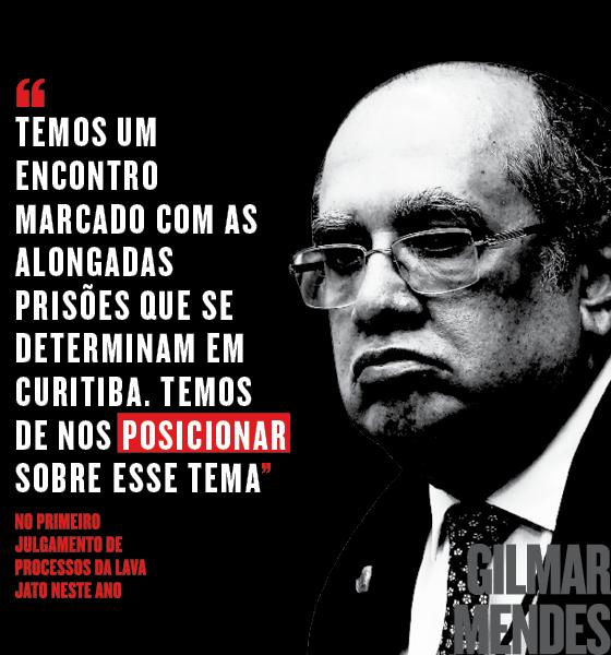Gilmar Mendes (Foto: Época)
