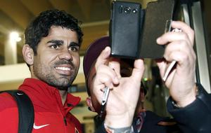 Diego Costa Atlético de Madrid (Foto: EFE)