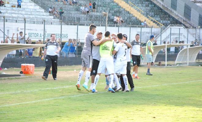 comercial copa paulista (Foto: Rafael Alves / Comercial FC)