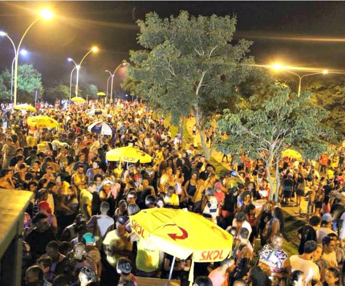 Bloco do Kiridão agitou a Orla do Guaíba no Carnaval de Rua de 2015 (Foto: Divulgação/Bloco do Kiridão)