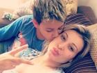 Andressa Urach se declara para o filho: 'Foi o teu amor que me fez viver'