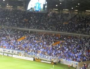 Torcida Cruzeiro (Foto: Marco Astoni)