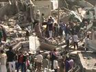 Bombardeio contra mercado deixa mortos em Sanaa, no Iêmen