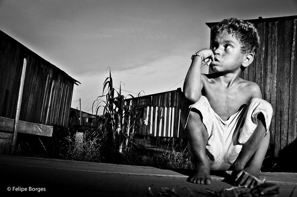 Mostra reúne imagens que mostram o urbano e a simplicidade de Parauapebas. (Foto: Felipe /Divulgação)