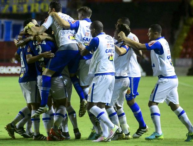 Gol Henrique; Cruzeiro