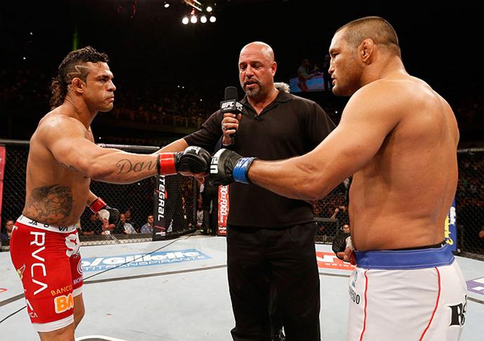 Vitor Belfort Dan Henderson UFC MMA (Foto: Divulgação/UFC)