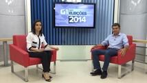 Expedito foi o primeiro entrevistado (Ana Fabre/G1)