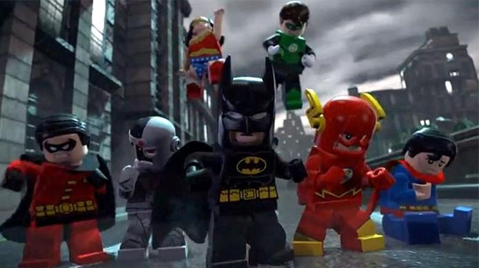 Aprenda como jogar a mais nova aventura de Batman e da Liga da Justiça em versão LEGO (Foto: BoxMash)