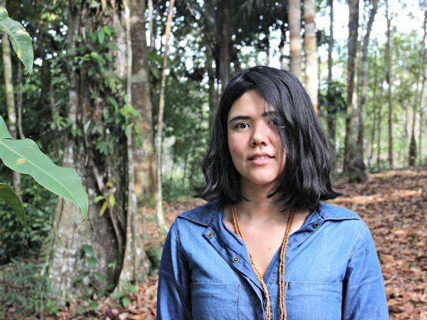 Luísa Matsushita ficará em Manaus até o final de agosto (Foto: Diego Toledano/ G1 AM)