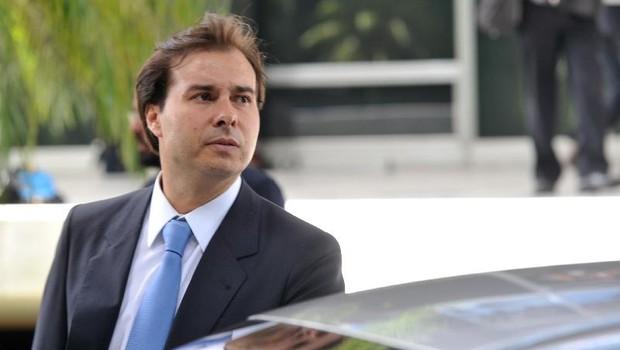 O deputado Rodrigo Maia, do DEM (Foto: Antonio Cruz/ABr)