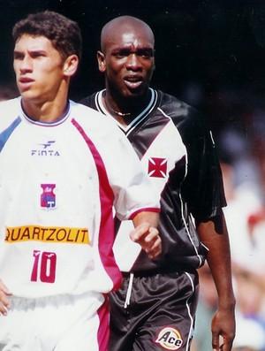 Paulo Miranda, Vasco (Foto: Arquivo Pessoal)