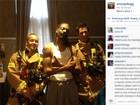 Fumaça no quarto de Snoop Dogg dá falso alerta a bombeiros, diz site