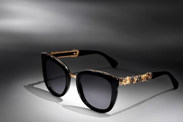 Chanel Collection - Óculos Bijou (Foto: Reprodução)