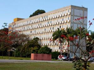 Conjunto residencial da USP (Crusp) (Foto: Divulgação/USP)