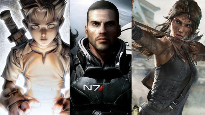 Fable, Mass Effect e Tomb Raider nas ofertas da semana (Foto: Reprodução)