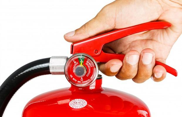 Extintor Automotivo (Foto: Divulgação)
