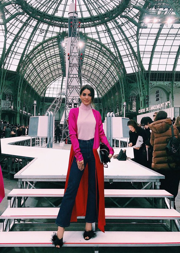 Camila Coelho fala sobre sua rotina em Paris (Foto: Divulgação)