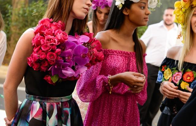 Iguatemi Flower Market  (Foto: Editora Globo)