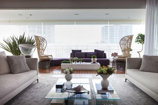 Apartamento Sá e Cioni (Foto: Lufe Gomes )