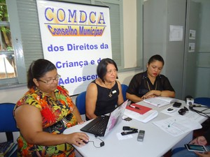 COMDCA organiza eleição para escolha de novos conselheiros (Foto: Glebson Viana/G1)
