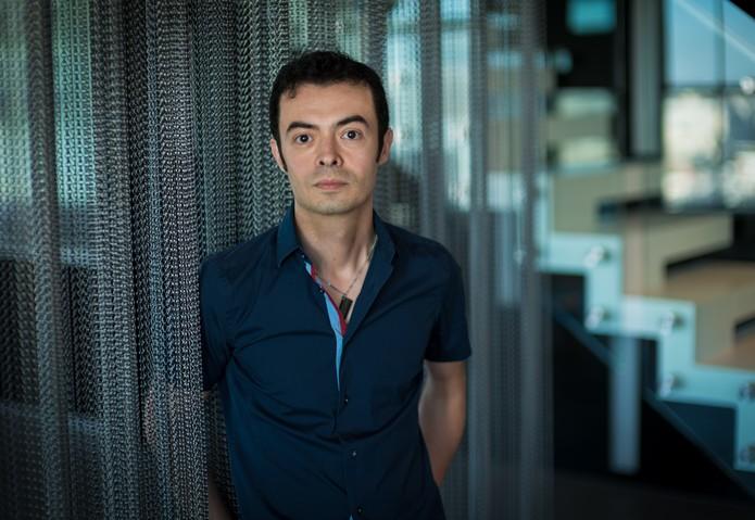 Orkut Buyukkokten, engenheiro turco, ex-Google e criador do Orkut e, agora, do Hello (Foto: Divulgação/Hello)