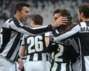 Juventus derrota o Siena e mantém vantagem de pontos sobre o Napoli