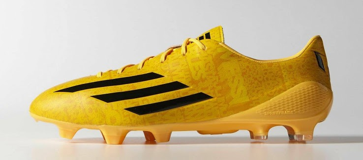 bf1cd6ff891f9 Adidas lança chuteira amarela exclusiva de Lionel Messi - GQ