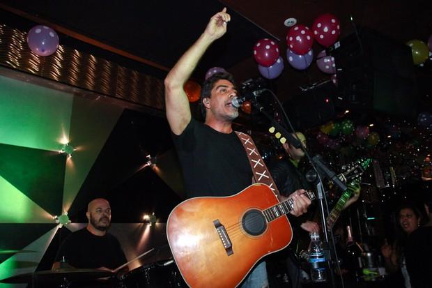 Junno Andrade (Foto: Manuela Scarpa/Foto Rio News)