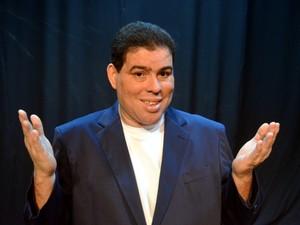 André Lucas promete divertir o públco de Teresópolis (Foto: Divulgação)