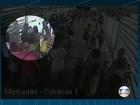 Imagens mostram momento em que menino leva choque no BRT do Rio