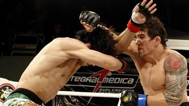 Ronys Torres, lutador de MMA do AM (Foto: Divulgação)
