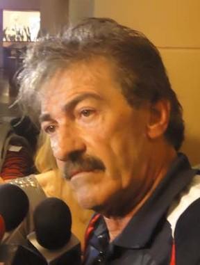 Ricardo La Volpe, técnico da Costa Rica