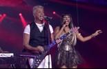 Lulu Santos canta 'Xibom Bombom'