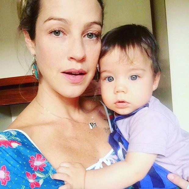 Luana e Bem (Foto: Reprodução/Instagram)