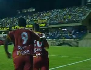 Atlético Sorocaba x Audax (Foto: Reprodução / PremiereFC)