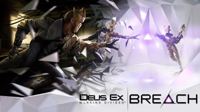 Seja um hackerativista no modo Breach de Deus Ex: Mankind Divided (Foto: Divulgação/Square Enix)