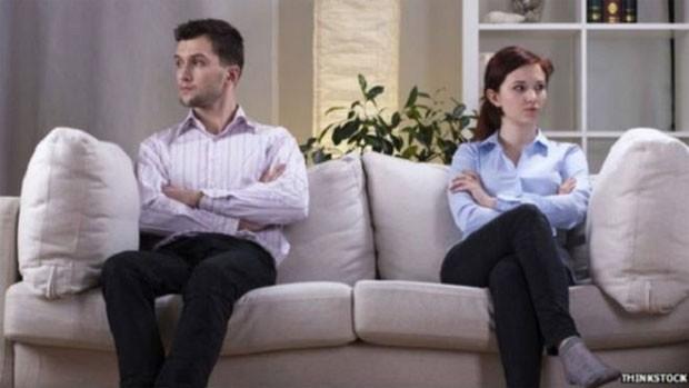Estudo aponta que risco causado por estresse com divórcio equivale ao de pressão alta e diabetes  (Foto: Thinkstock)