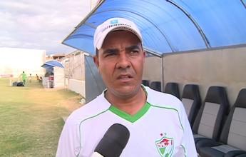 Evandro Guimarães lamenta chances perdidas na derrota para o ABC